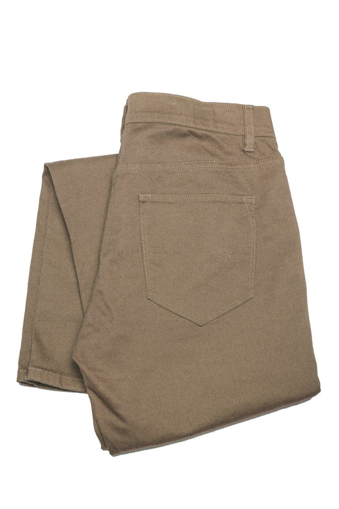 Pantalon Au Noir - JOHNNY-C beige
