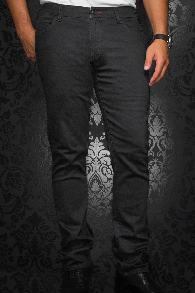 Jeans Au noir - JOHNNY-C black