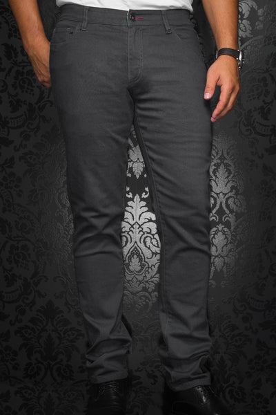 Jeans Au noir - JOHNNY-C grey