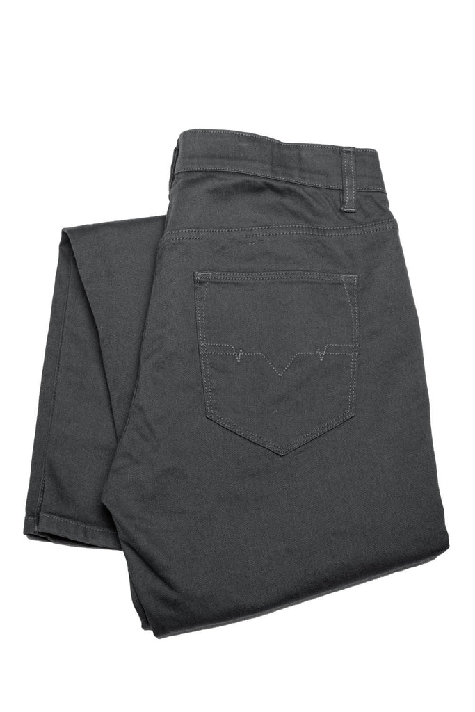 Pantalon Au Noir - JOHNNY-C grey