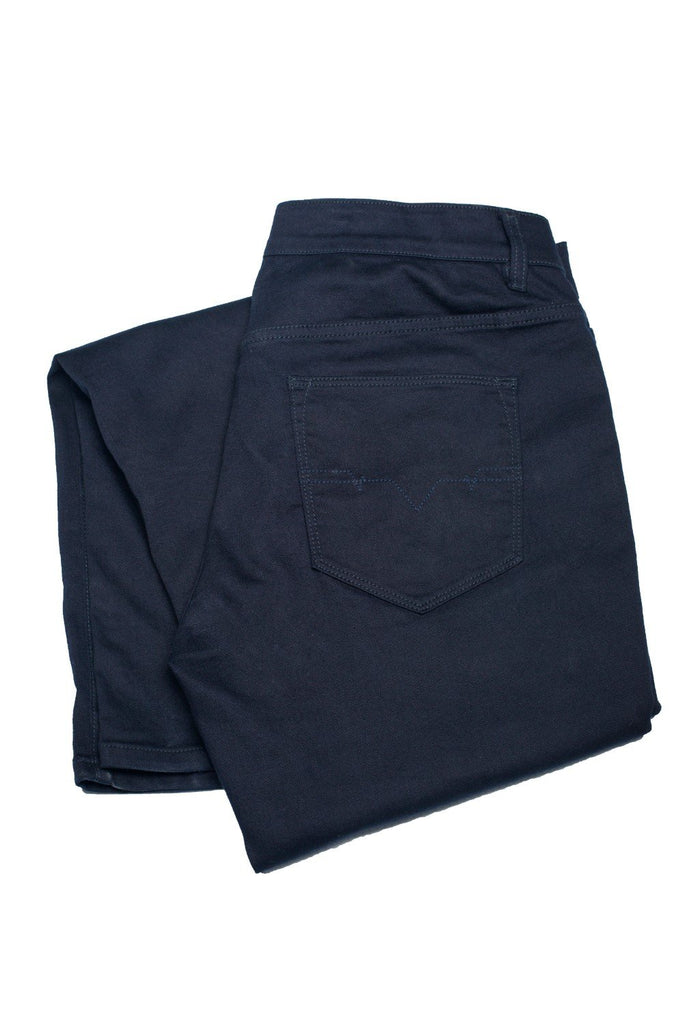 Pantalon Au Noir - JOHNNY-C navy
