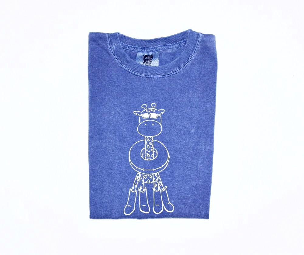 Blue Giraffe — bright and durable children's clothes, with love from Tennessee!