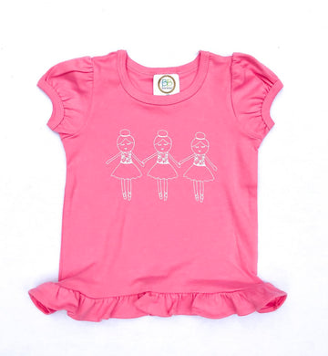Little Dancers — bright and durable children's clothes, with love from Tennessee!
