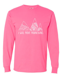 Move Mountains — bright and durable children's clothes, with love from Tennessee!