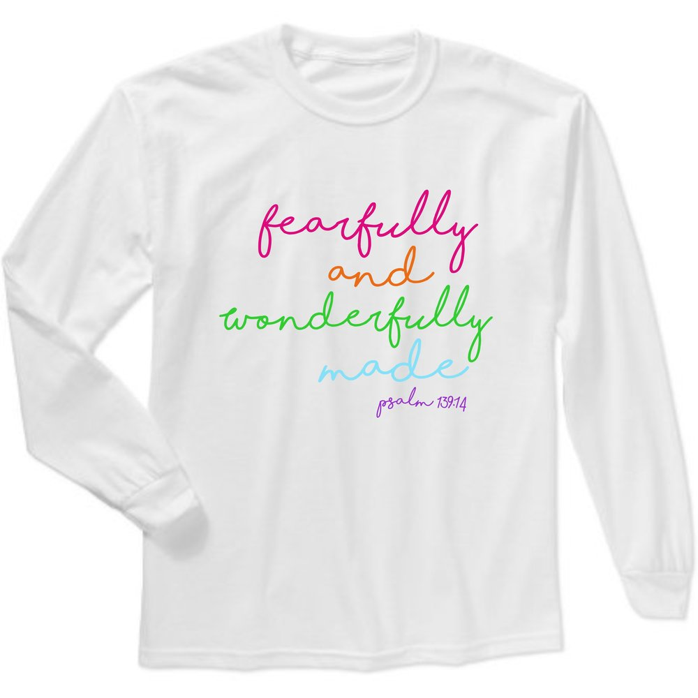 Fearfully & Wonderfully Made — bright and durable children's clothes, with love from Tennessee!