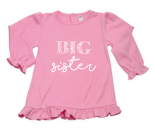 Big Sister — bright and durable children's clothes, with love from Tennessee!
