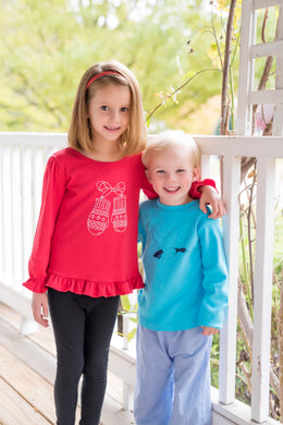Turquoise Duck — bright and durable children's clothes, with love from Tennessee!