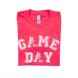 Youth Game Day Red — bright and durable children's clothes, with love from Tennessee!