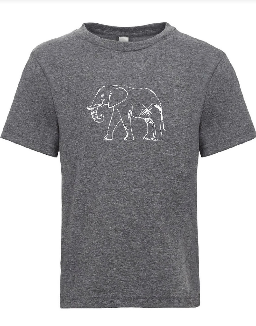 Elephant Tee — bright and durable children's clothes, with love from Tennessee!