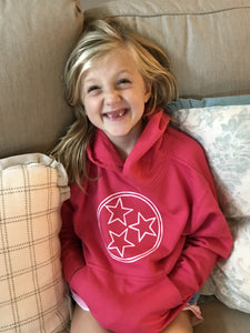 Tri Star Hoodies — bright and durable children's clothes, with love from Tennessee!