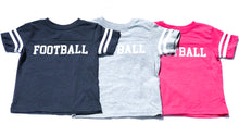 Ringer FOOTBALL in Heather Grey