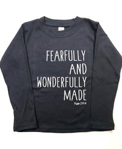 Fearfully & Wonderfully Made on Navy