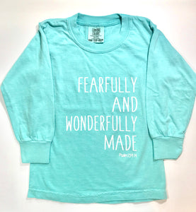 Fearfully & Wonderfully Made on Mint — bright and durable children's clothes, with love from Tennessee!