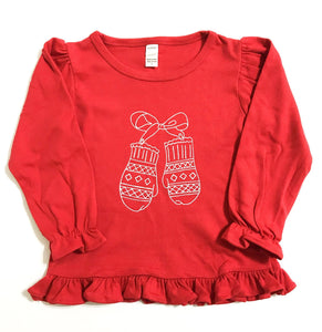 Mittens on Red Ruffle — bright and durable children's clothes, with love from Tennessee!