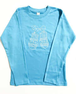 Mittens on Turquoise — bright and durable children's clothes, with love from Tennessee!