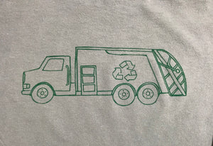 Recycle Truck — bright and durable children's clothes, with love from Tennessee!