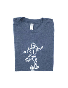 Kicker: Navy — bright and durable children's clothes, with love from Tennessee!