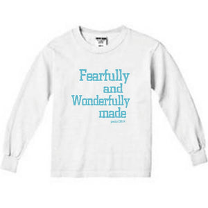 Fearfully & Wonderfully Made Solid — bright and durable children's clothes, with love from Tennessee!