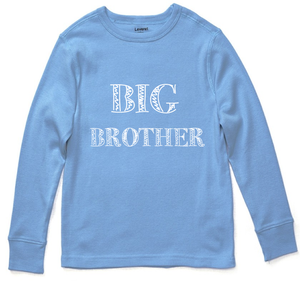 Big Brother — bright and durable children's clothes, with love from Tennessee!
