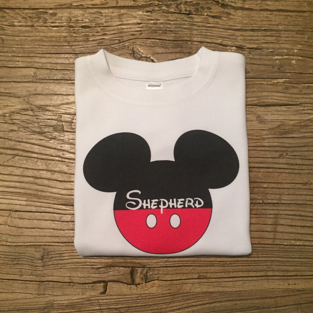 Mickey Mouse — bright and durable children's clothes, with love from Tennessee!