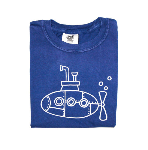 Submarine — bright and durable children's clothes, with love from Tennessee!