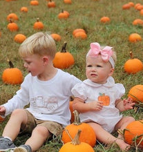 Vintage Pumpkin Truck — bright and durable children's clothes, with love from Tennessee!