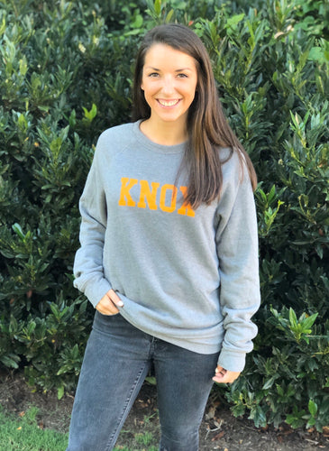 KNOX Sweatshirt Grey