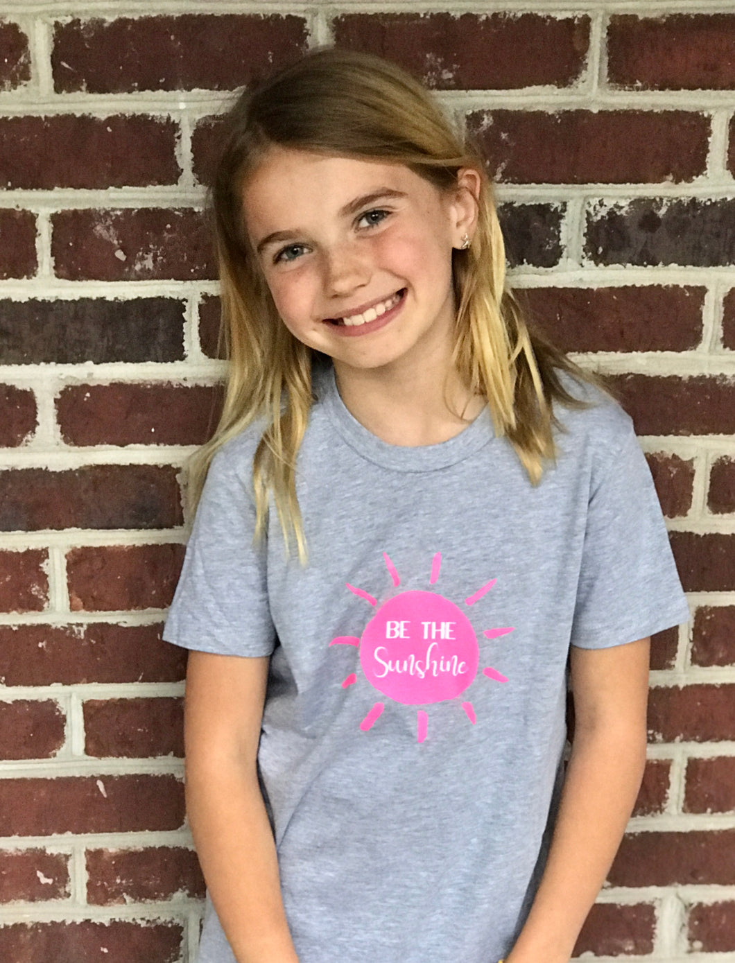 Be The Sunshine on Grey — bright and durable children's clothes, with love from Tennessee!