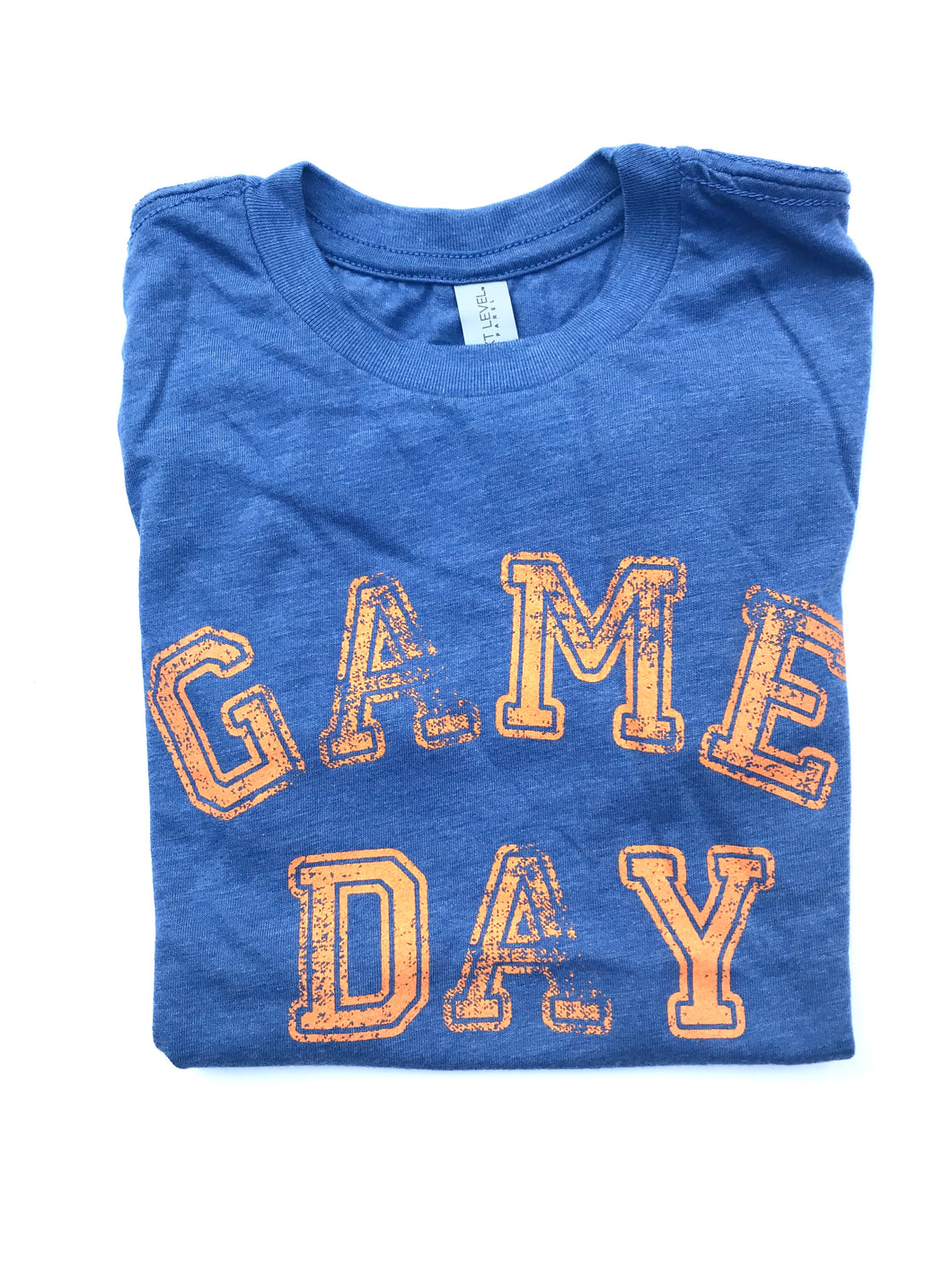 Youth Game Day Royal Blue — bright and durable children's clothes, with love from Tennessee!