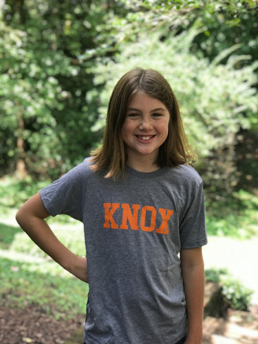 Grey Youth KNOX Tee