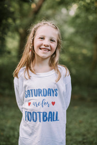 Saturdays are for Football