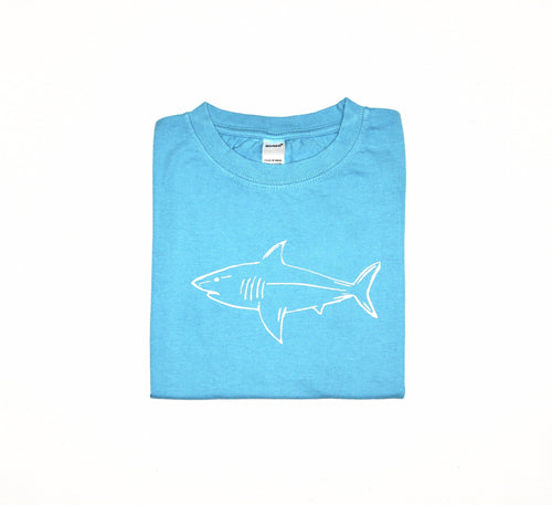 Shark — bright and durable children's clothes, with love from Tennessee!