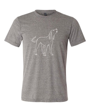 Charcoal Hound Dog — bright and durable children's clothes, with love from Tennessee!