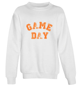Game Day Sweatshirt — bright and durable children's clothes, with love from Tennessee!