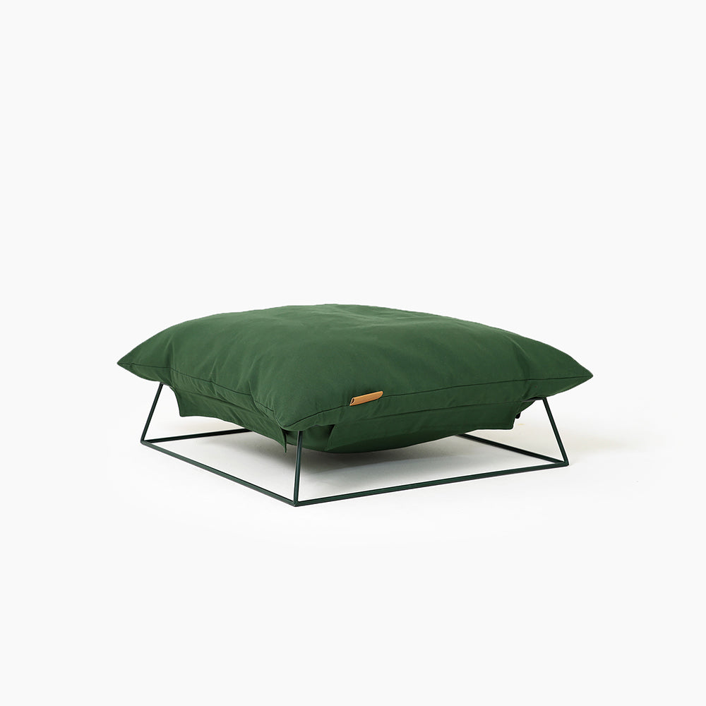 Cushion Bed Green for Pet Dog/Cat