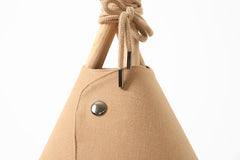 Teepee Tent Brown