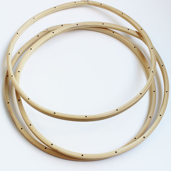 baby mobile frame round