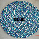 Felt Ball Rug Samples - Felt Ball Rug USA - 3