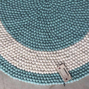 Dolly Felt Ball Rug