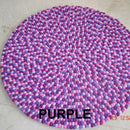 Felt Ball Rug Samples - Felt Ball Rug USA - 10