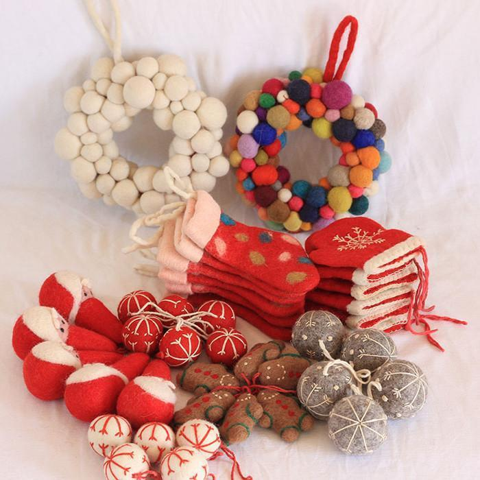 Double Wreath Package