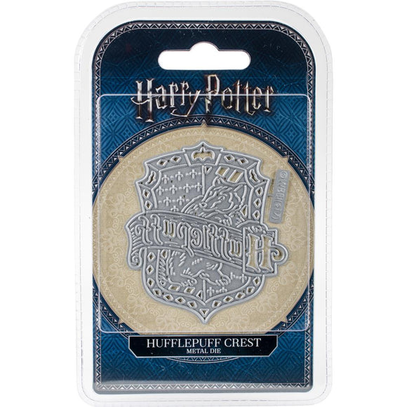 Harry Potter Die Set: Hufflepuff Crest