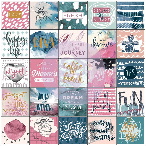 My Prima Planners Stickers: Inspirational