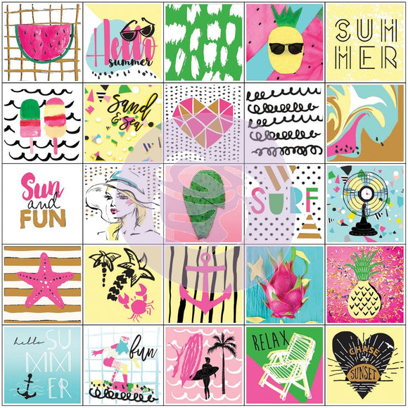 My Prima Planners Stickers: Summer