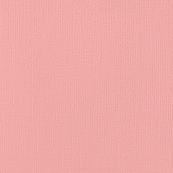 American Crafts 8x11 Textured Cardstock: Peach