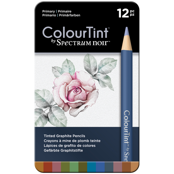 ColourTint Pencils (12PC): Primary