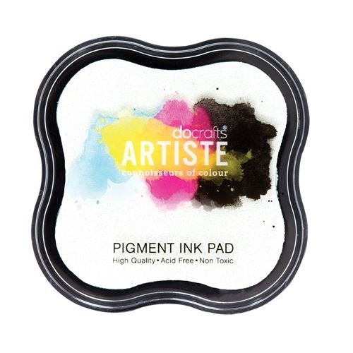 Pigment Ink Pad: White