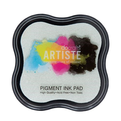 Pigment Ink Pad: Clear Emboss
