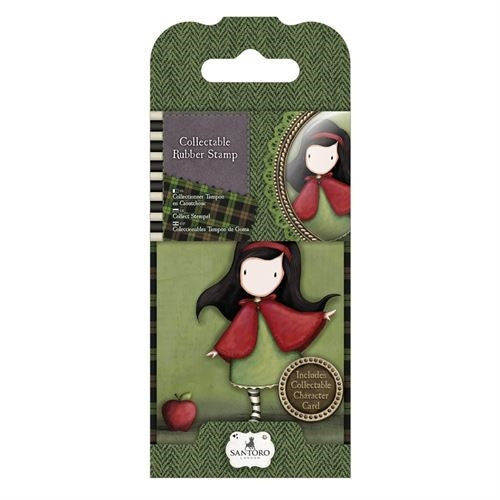 Collectable Rubber Stamp No. 14 Little Red