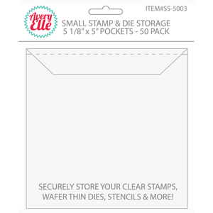 Avery Elle Stamp & Die Storage Pockets (Small)